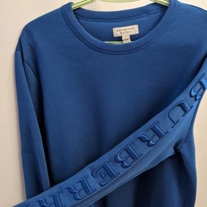 Authentic Burberry Crewneck Sweater